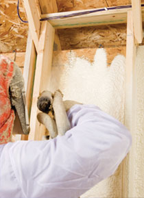 Brampton Spray Foam Insulation Services and Benefits