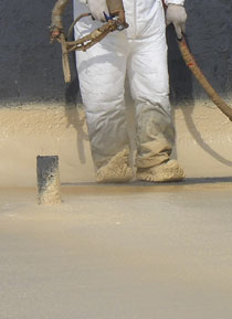 Brampton Spray Foam Roofing Systems